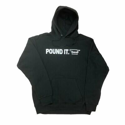 Pound It Hoodie