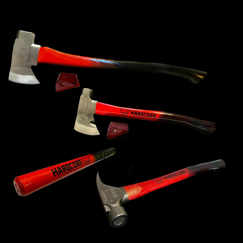 Zombie Apocalypse Bundle - Axe, Hatchet, Thumper, Hammer