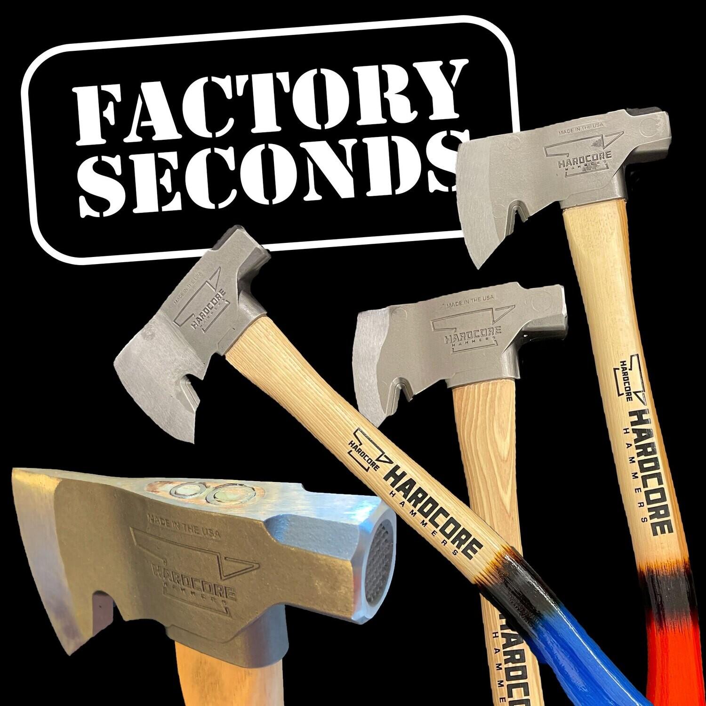 Factory 2nds - Survivalist Hatchet