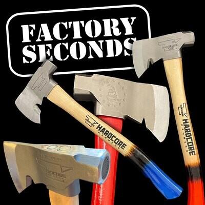 Factory 2nds - Survivalist Hatchet (New Style)