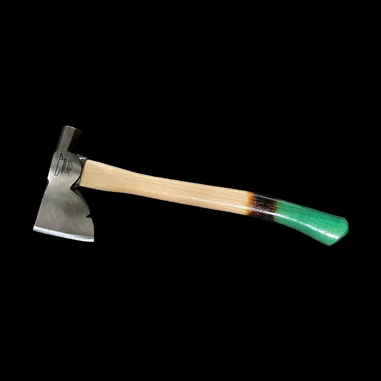HARDCORE Carpenter's Hatchet - Envy Green