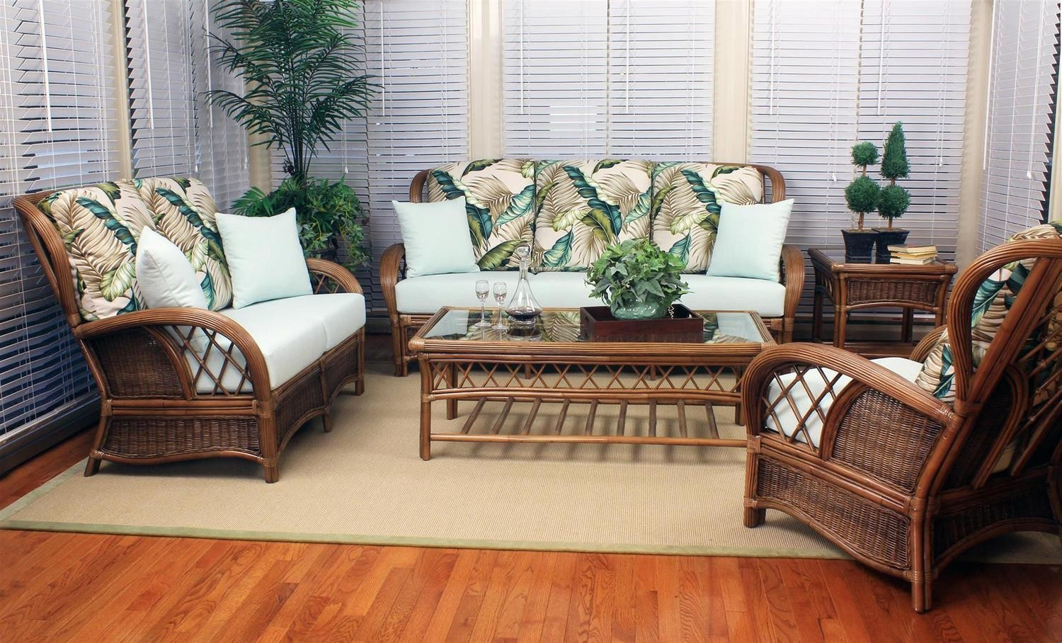Bali SEATING COLLECTION Rattan