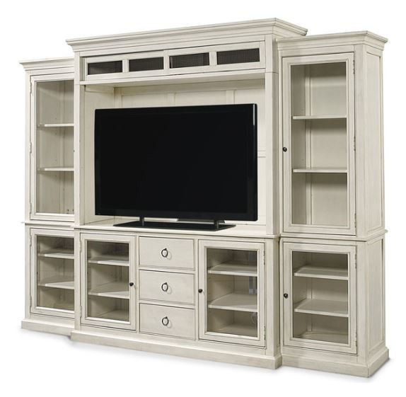 Summer Hill HOME ENTERTAINMENT CENTER Cotton