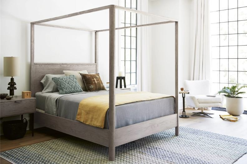 Graham POSTER BED COLLECTION Granite
