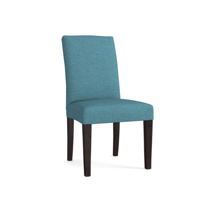 custom UPHOLSTERED  SIDE CHAIR Performance Fabric