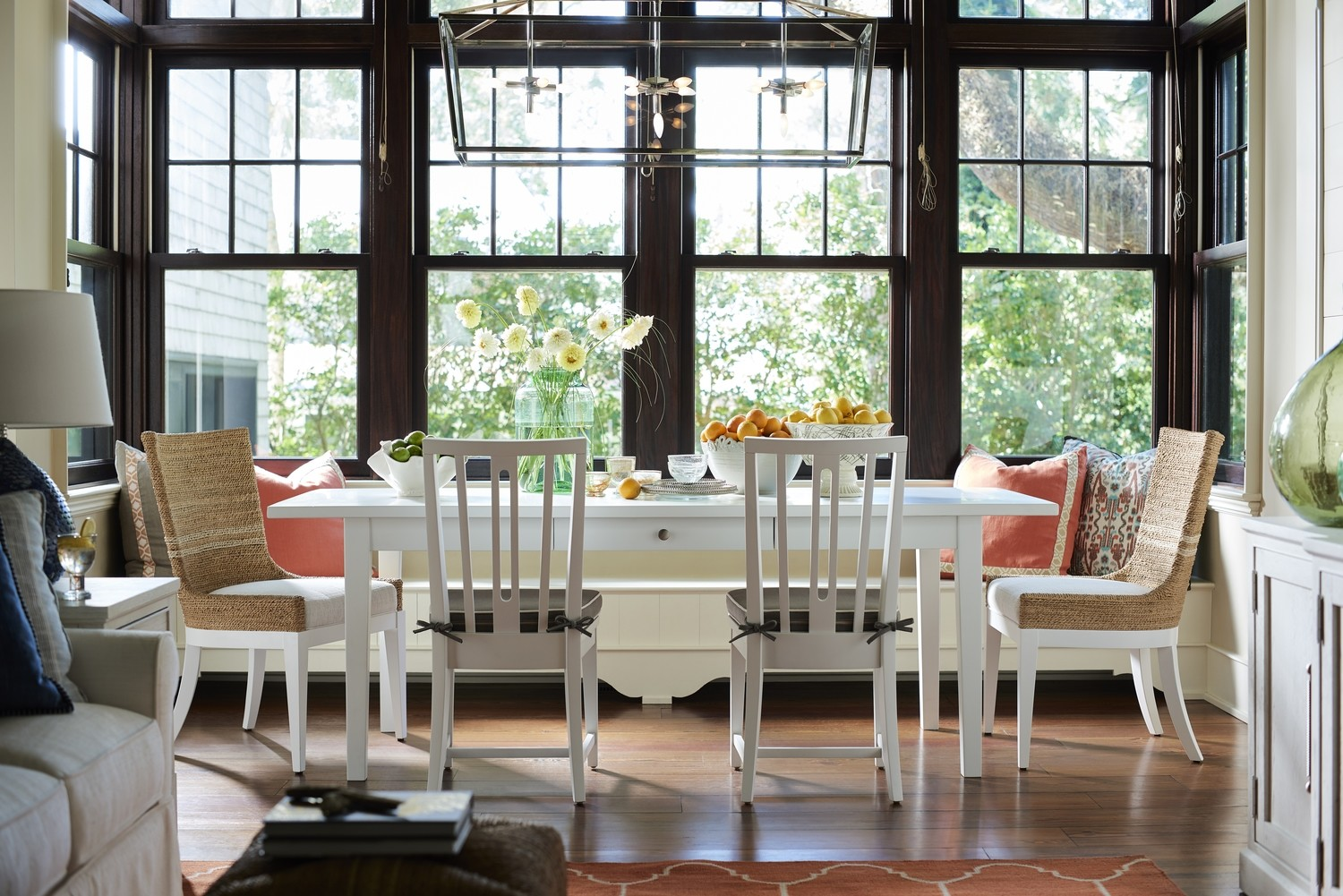 Cottage DINING TABLE COLLECTION Sailcloth