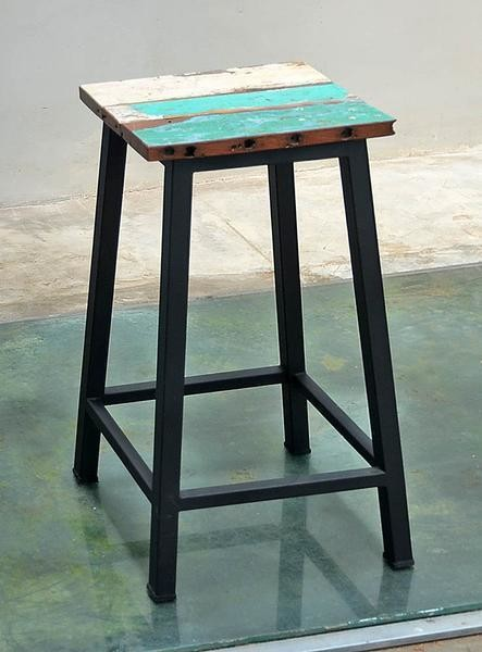 Boatwood PETER BAR STOOL