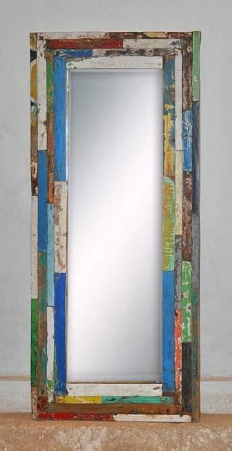 Boatwood FINGER MIRROR 28X63