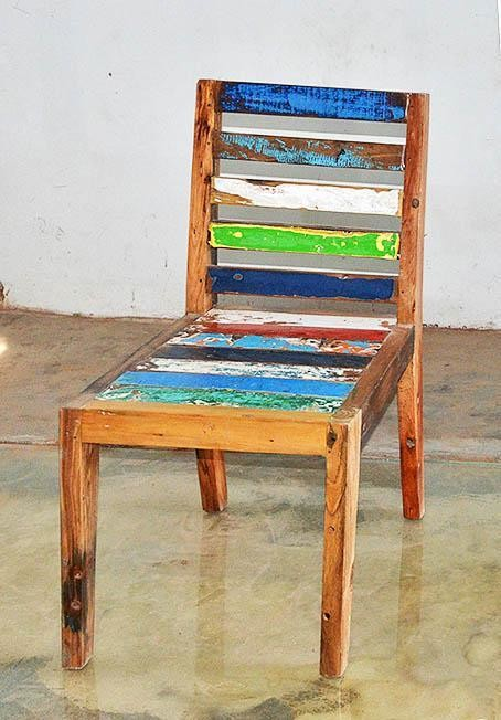 Boatwood KK CHAIR