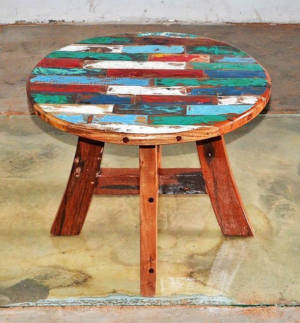 Boatwood FINGER TABLE ROUND