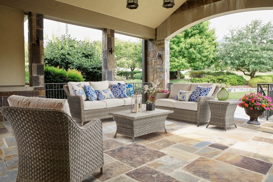 Mayfair OUTDOOR SEATING COLLECTION Granite