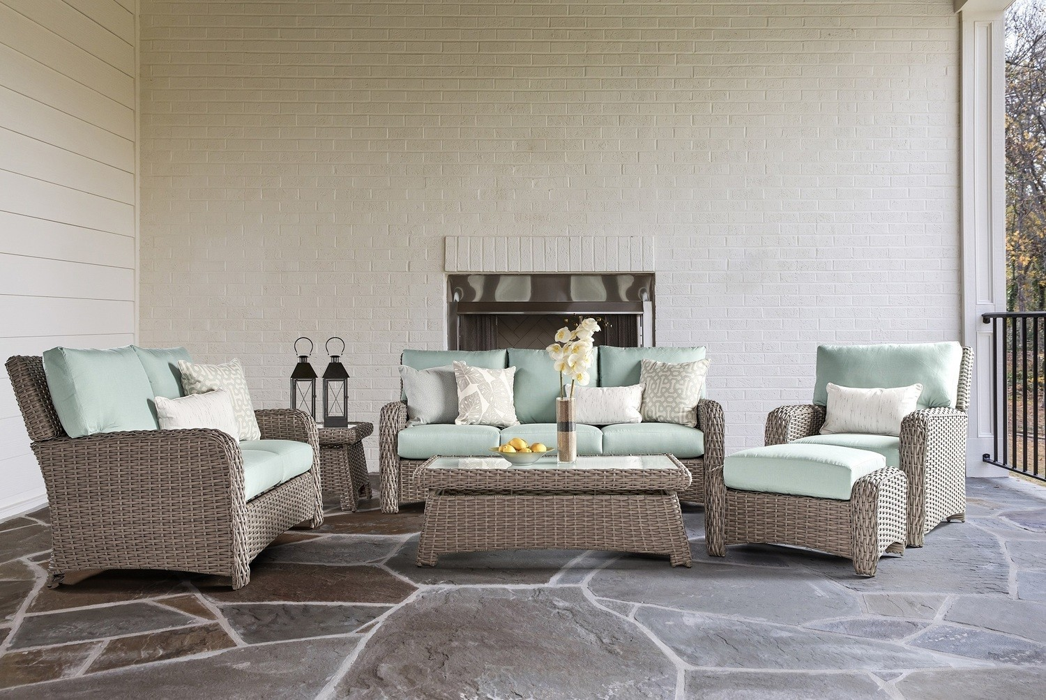 St. Tropez OUTDOOR SEATING COLLECTION Stone