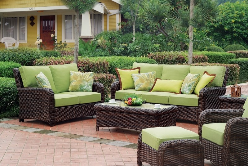 St. Tropez OUTDOOR SEATING Tobacco
