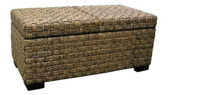 Abaca SLIDING TRUNK Woven
