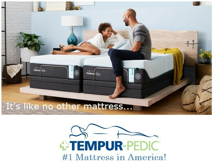 Tempur-Pedic MATTRESS Authorized Dealer