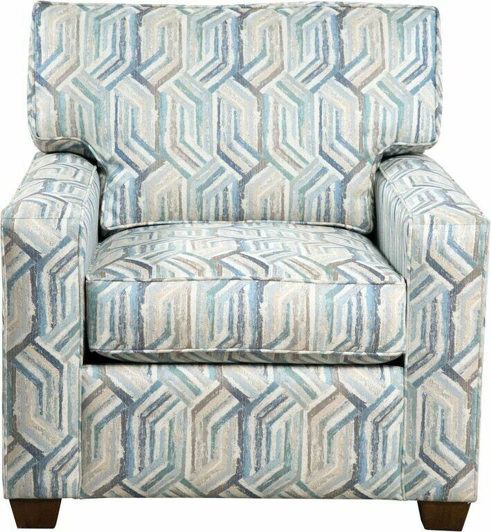 Upholstered CHAIR Custom