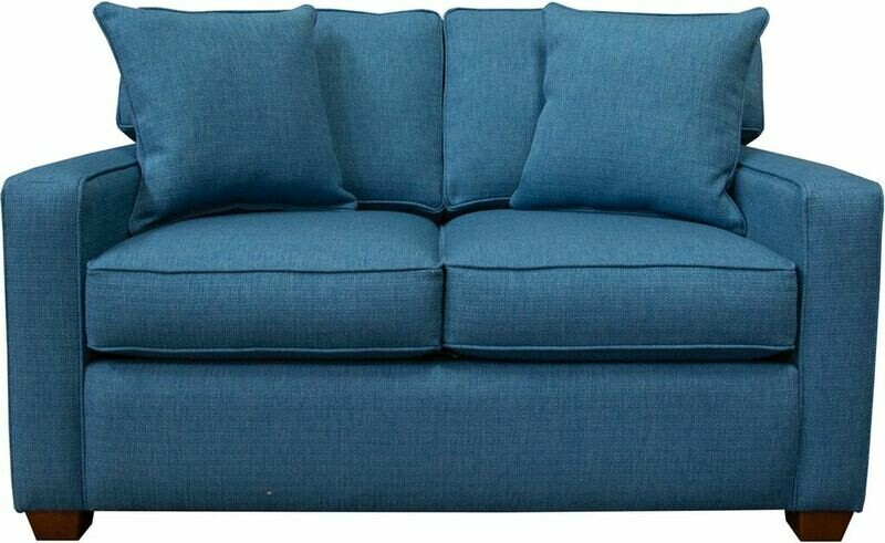Upholstered LOVESEAT Custom