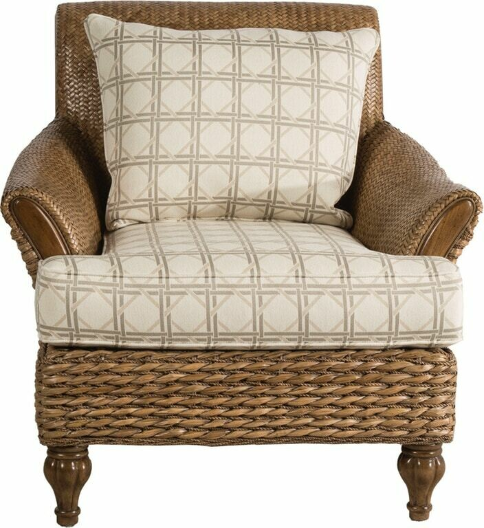 Woven ACCENT CHAIR Seagrass