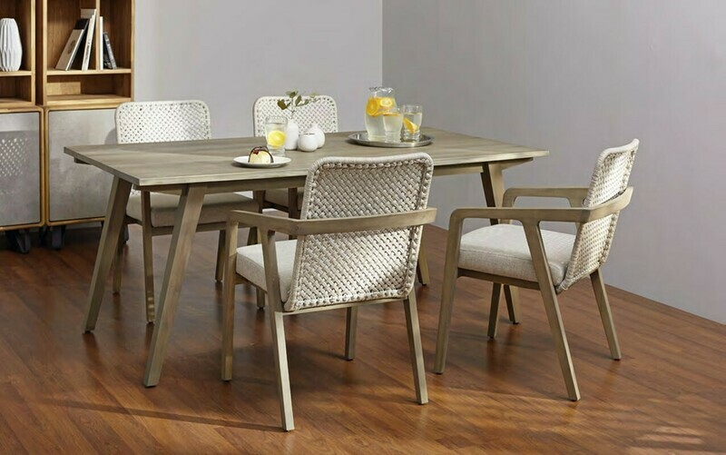 Small Spaces RECTANGLE DINING SET Sydney