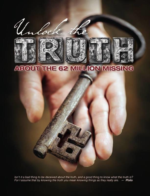 Unlock the Truth Brochure - Box of 500