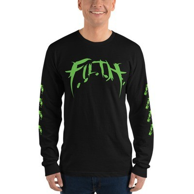 Long Sleeve F.I.L.T.H. T-Shirt