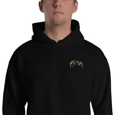 Embroidered F.I.L.T.H. Sweatshirt