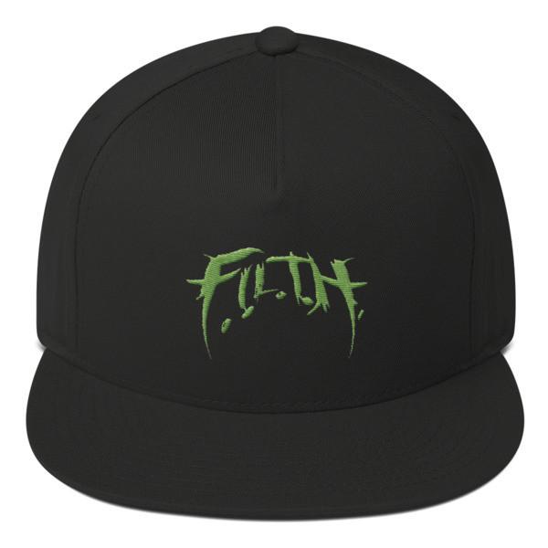 Flat Bill F.I.L.T.H. Hat