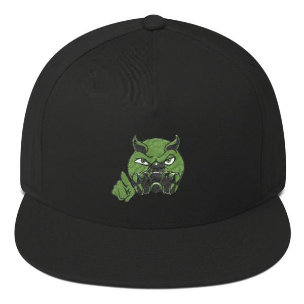 Flat Bill Henry Hat