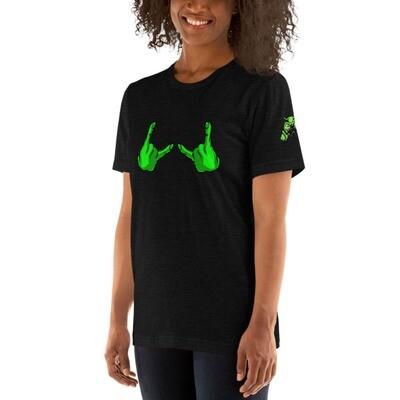 Horny Henry Hands Short-Sleeve Unisex T-Shirt