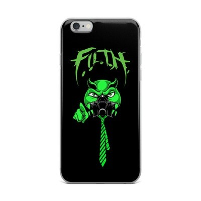 F.I.L.T.H iPhone Case