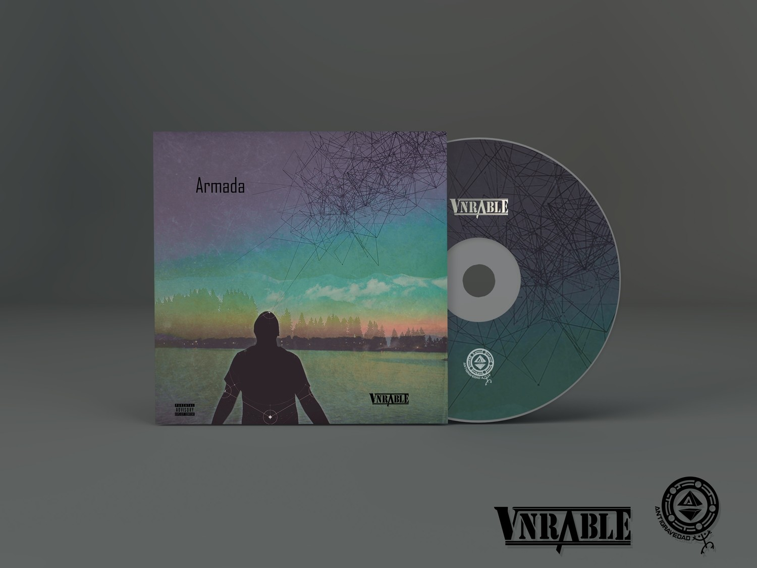 Armada by Vnrable, Physical Copy CD [Limited Edition]