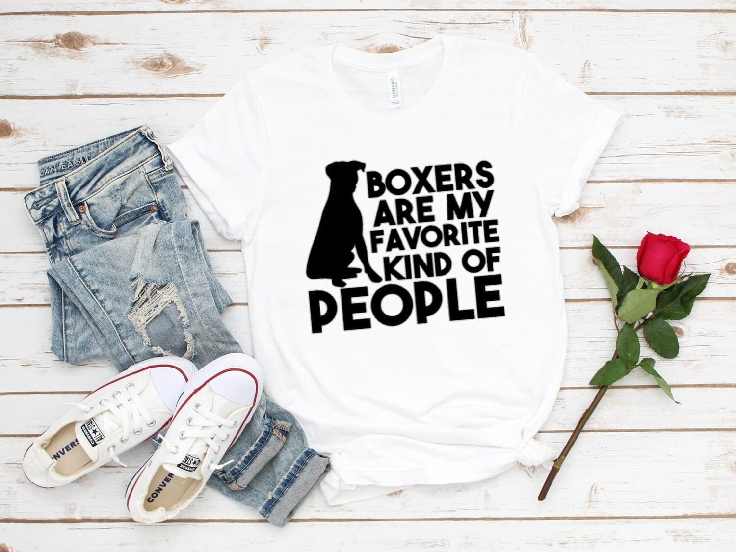 Boxers Are My Favorite Kind of People