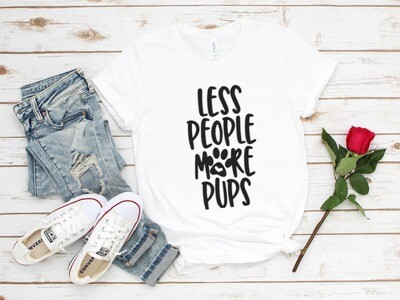 Less People More Pups