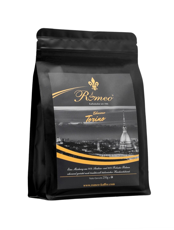 "Romeo Kaffee ""Edizione Torino"" in Bohnen"
