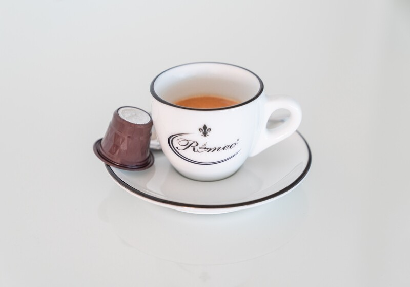 Romeo Kaffee 100% Arabica Kapseln Nespresso®-kompatibel