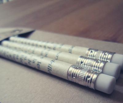 Pack de 3 crayons