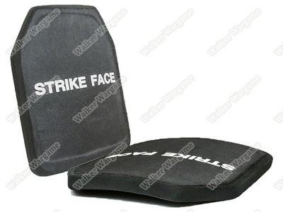 Norinco Ballistic Plates Reinforced NIJ Level III (AK47) Hard Armour Stand Alone Plate