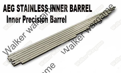 Stainless Steel 6.03mm Inner Precision AEG  Barrel