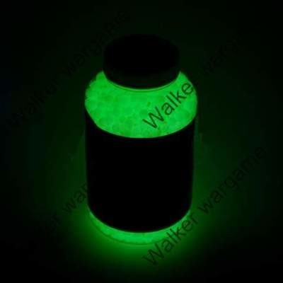 G&G Airsoft Tracer BB 0.20g 2400 Shots Green (Glow In The Dark)