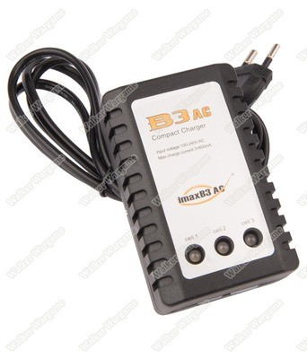 IMax B3 Compact Charger 2S 3S 7.4V/11.1V Lithium LiPo Battery Balance Charger