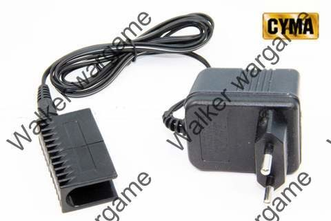 CYMA Battery Charger For Airsoft AEP G18C, CM030, CM121, CM122, CM123