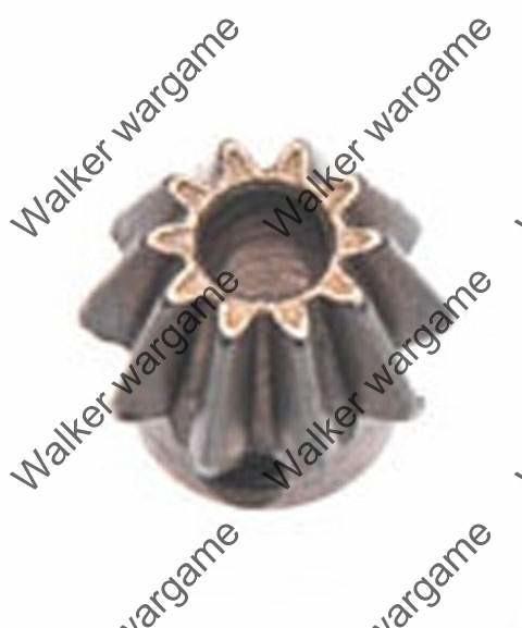 Steel Motor Pinion Gear O Shape