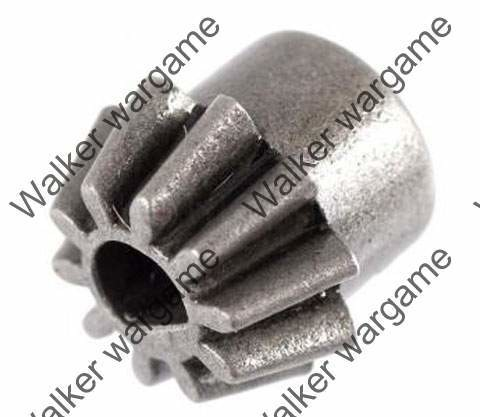 Steel Motor Pinion Gear D Shape