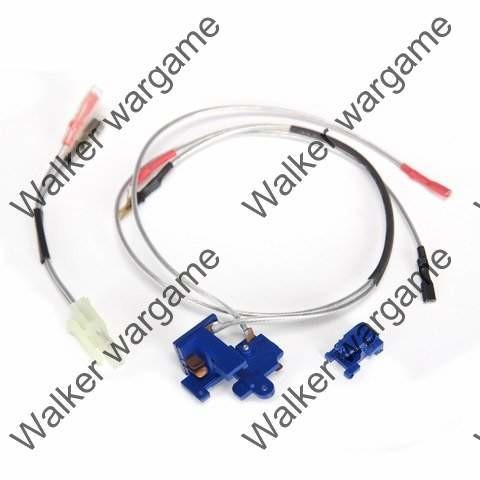 Element Large Capacity Wiring Switch Assembly Ver.2 Airsoft AEG (M4 MP5 G3) - Front Wire
