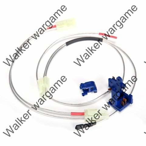 Element Large Capacity Wiring Switch Assembly Ver.2 Airsoft AEG (M4 MP5 G3) - Back Wire