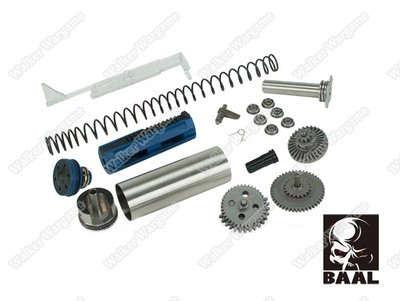 BAAL Airsoft Performance Upgrade Series Expert Tune-Up Kit for M4 Series AEG Gearboxes - M120