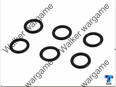 SHS Small O-Ring Set for Air Seal Nozzle (6pc)