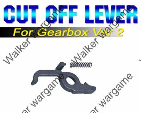 G&G Cut Off Lever for Gearbox Ver.2 M4