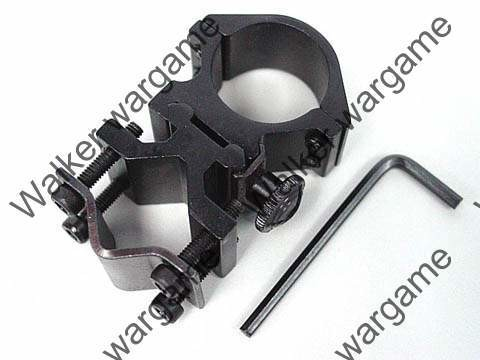 25mm QD Barrel Clamping Scope/Laser Mount