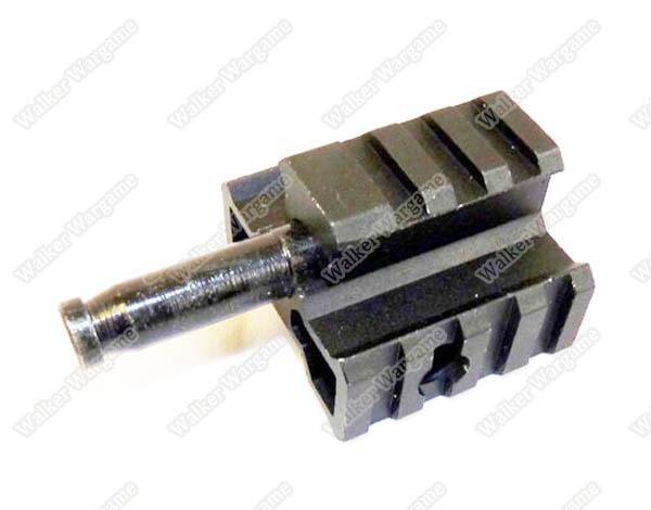 Well L96 TRI-RAIL Bipod Adapter (FIT WELL L96, UTG 96 Sniper)
